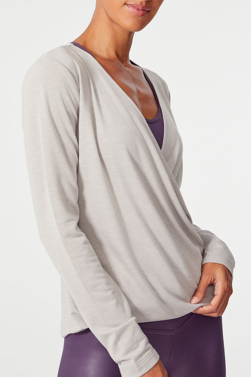 Carla Long Sleeve Wrap