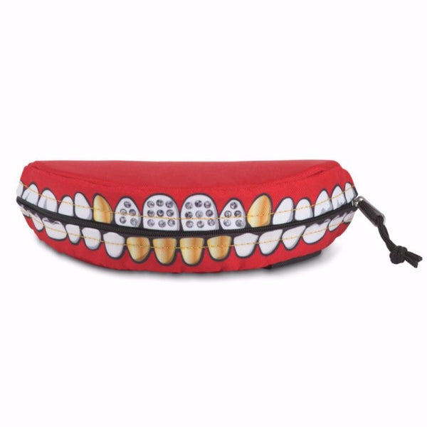 Copy of JanSport Lil' Wedge - Chattering Teeth