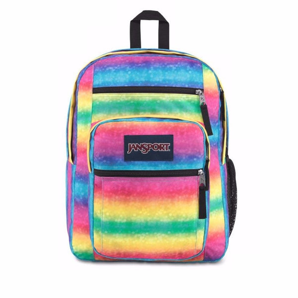 JanSport Rainbow Sparkle Backpack