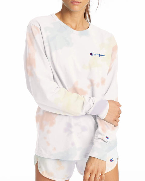 Champion Life Boyfriend Long-Sleeve Tee
