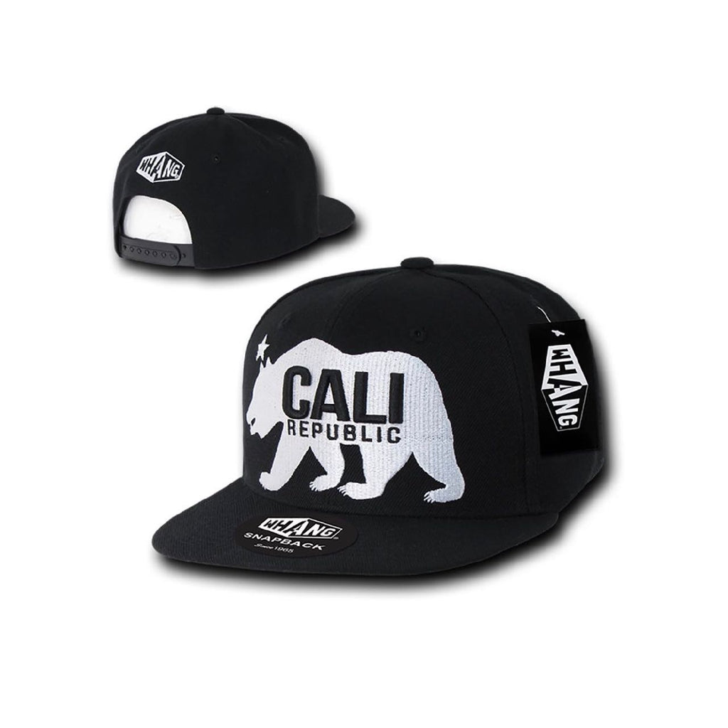 Monster Bear Snapback