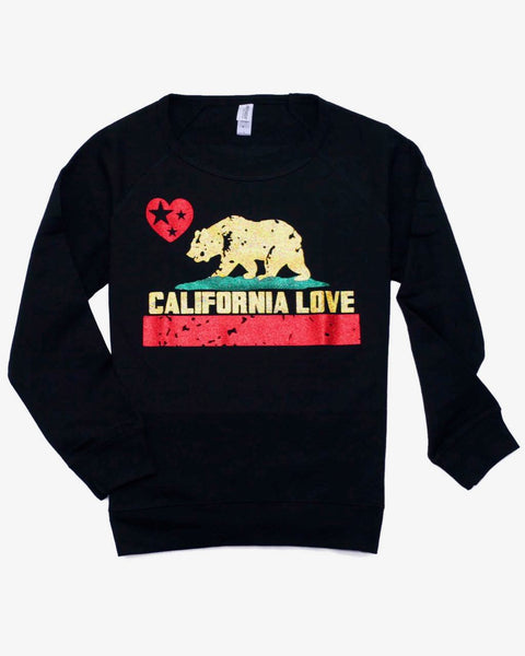 Love Bear Bling Sweatshirt