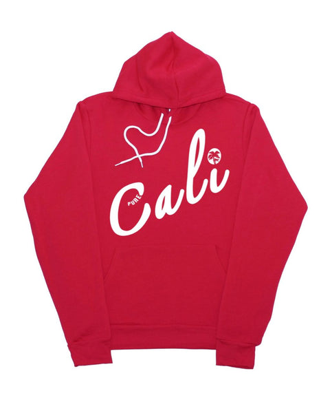 Cali Vibes Pullover Hoodie