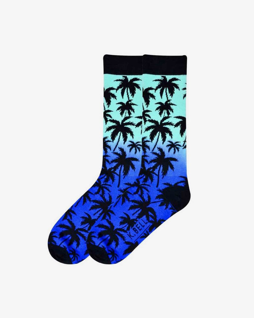 Palm Tree Men's Socks