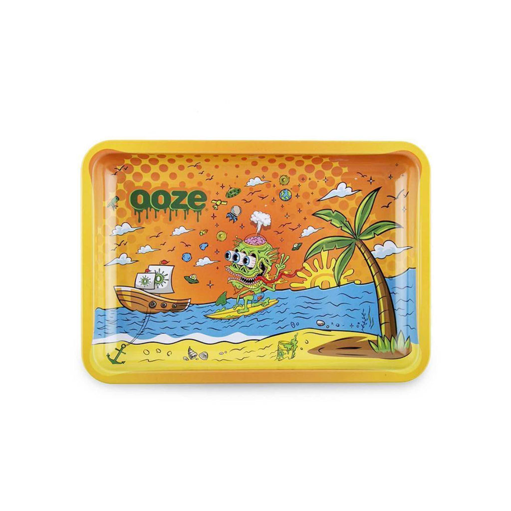 Ooze Rolling Tray - High Tide