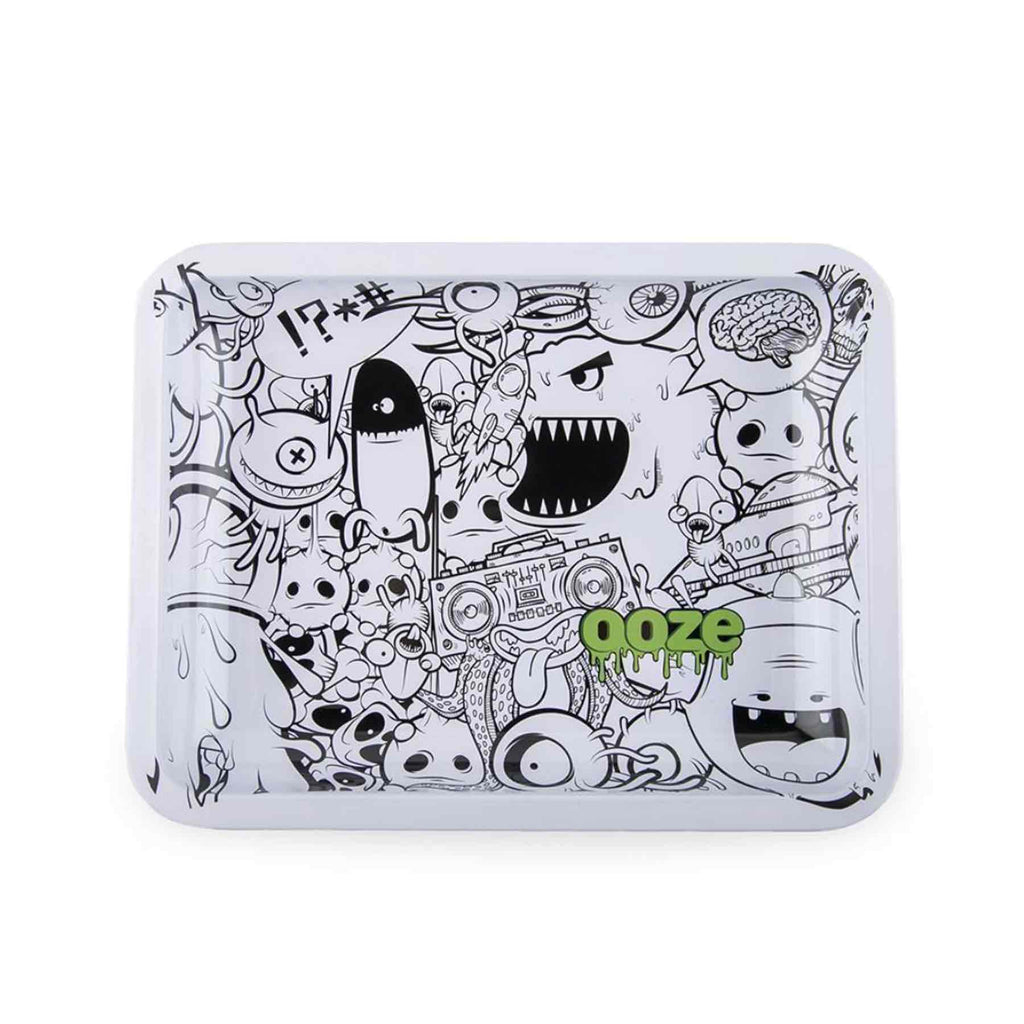 Ooze Rolling Tray - Monsterous