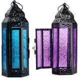 Moroccan style lantern - Indoor and Outdoor