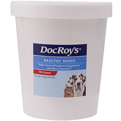 DOC ROY'S CALCIUM BONE & TEETH DEVELOPER