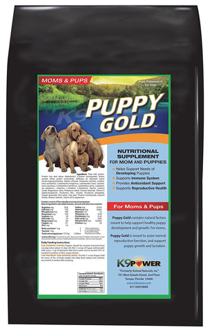 K9-Power - Puppy Gold Hydration and Performance Formula