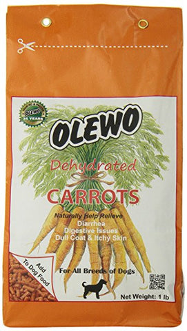 Olewo - Dehydrated Carrots