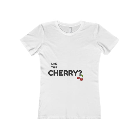 Like This Cherry Tee - LanniC Fashion