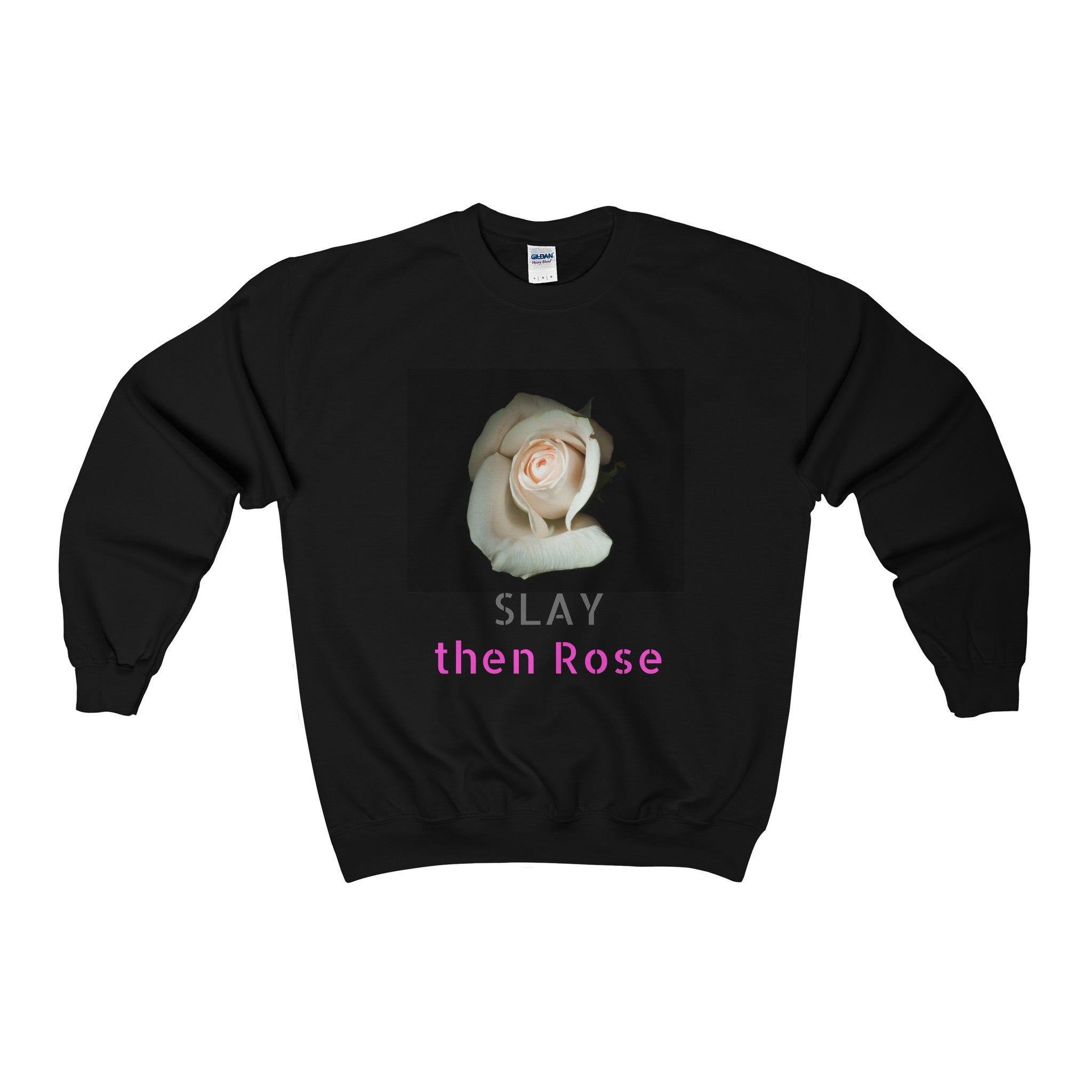 Rose Sweatshirt - LanniC Fashion
