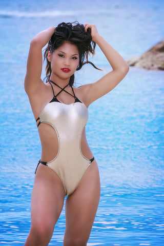 SANDS ONE-PIECE - LanniC Fashion