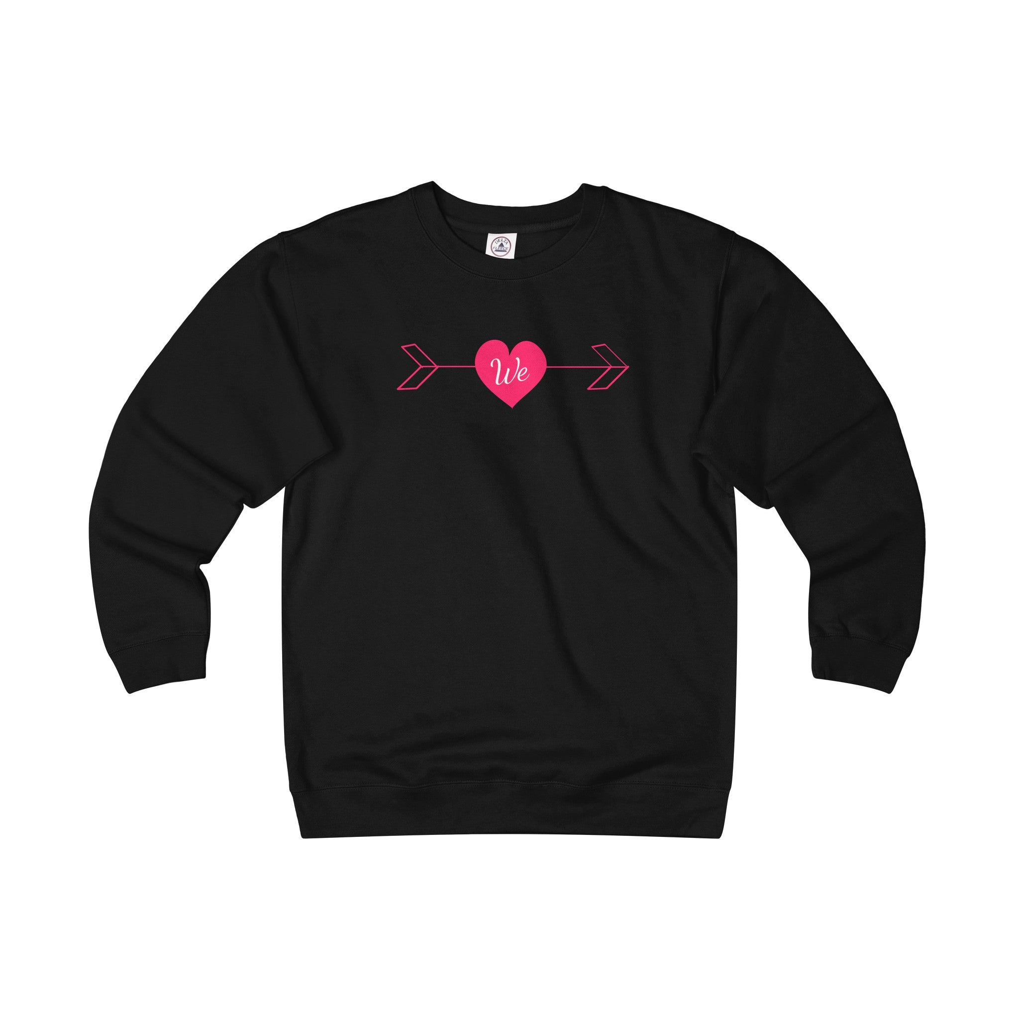 Unisex WE Sweatshirt - LanniC Fashion