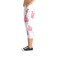 Ice-Cream Capri Leggings