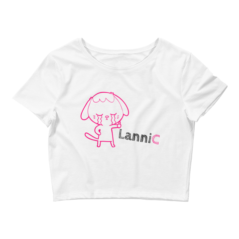 LanniC Crop Tee - LanniC Fashion