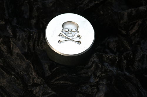 Impression Die - Skull and Crossed Bones