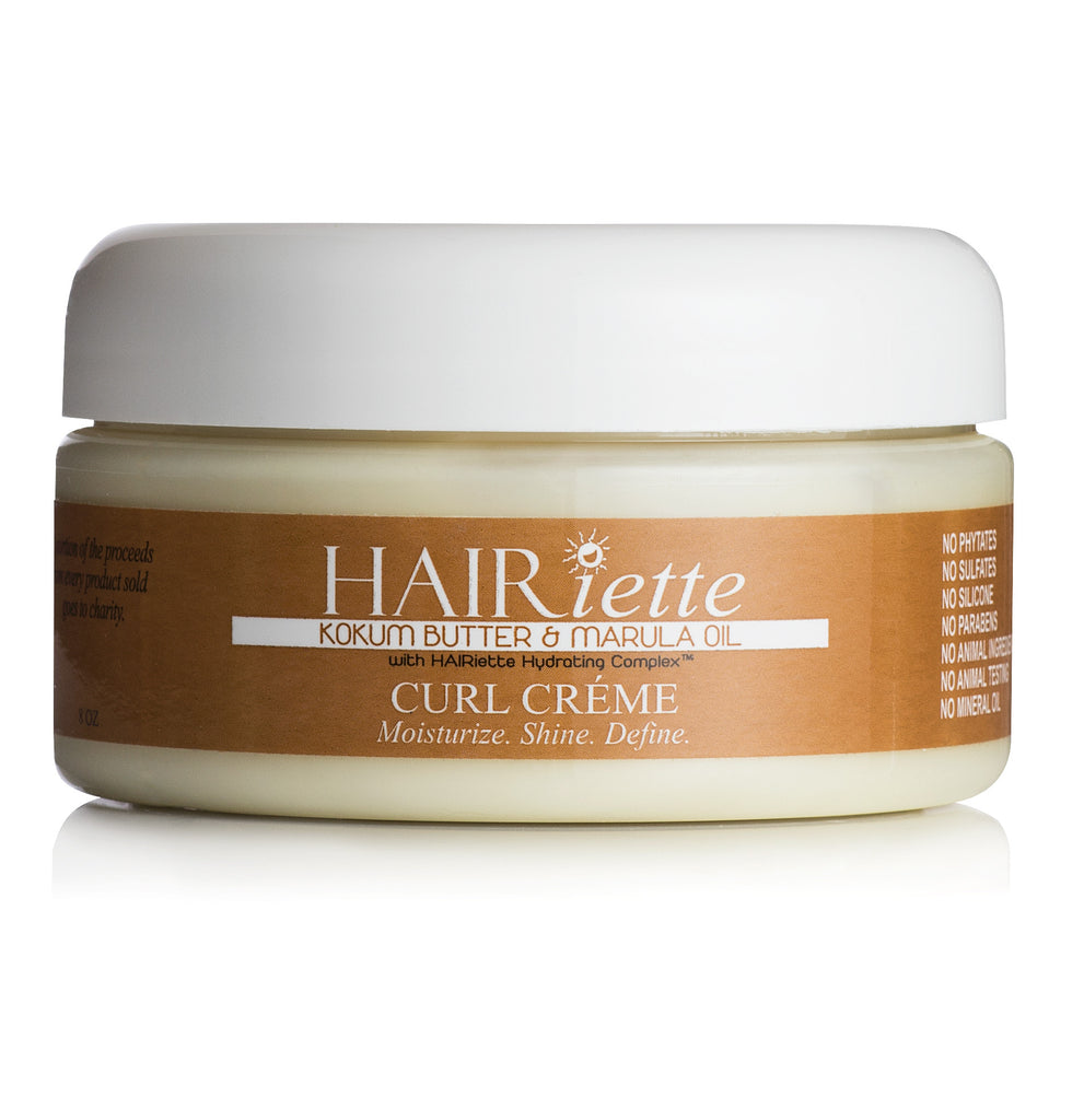 ACT II: Kokum Butter & Marula Oil Curl Creme