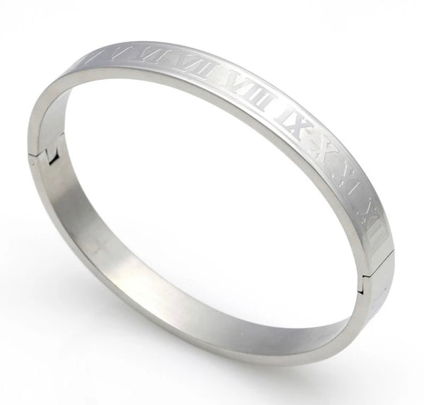 Numeral Bangle - Mr.Adams