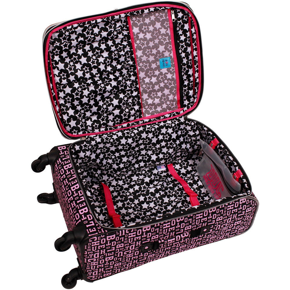 DDC Signature Pink and Black 2OIN
