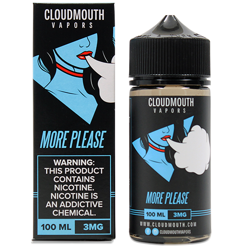 More Please by Cloudmouth
