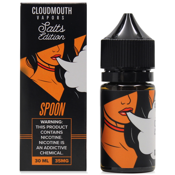 Spoon Nic Salts by Cloudmouth 30ML