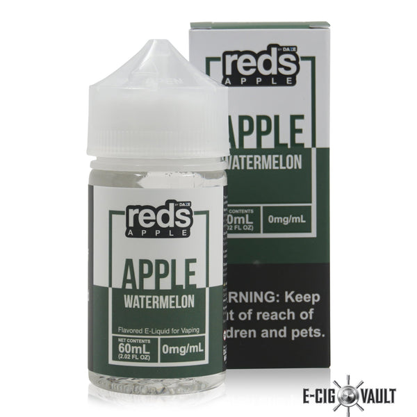 Reds Watermelon E-Juice by 7Daze