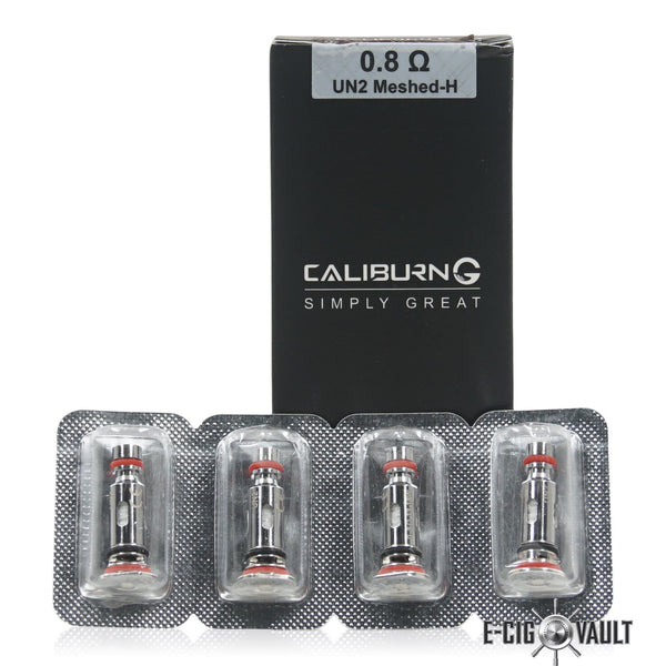 Caliburn G Coil pack of 4 by Uwell
