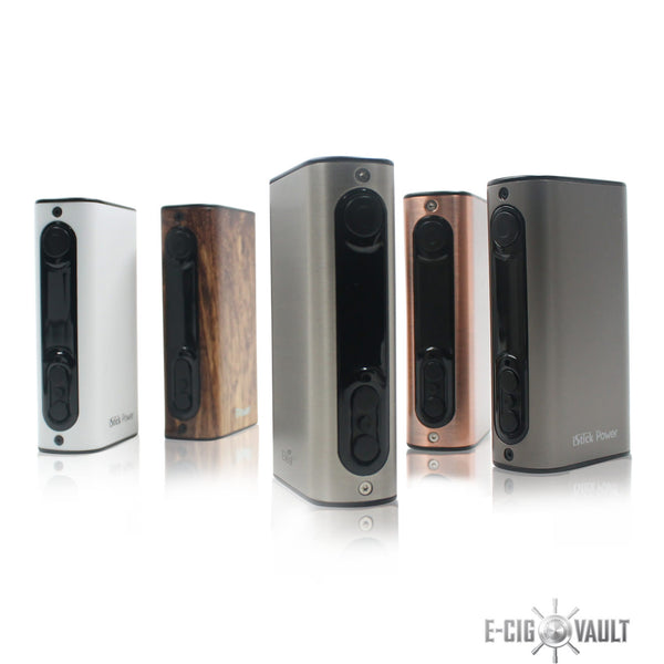 Eleaf iPower 80W 5000mAh Temp Control Mod - ELeaf - E-Cig Vault Vape Shop and Lounge - Aliso Viejo - Laguna Niguel - Laguna Hills - Dana Point - South Orange County