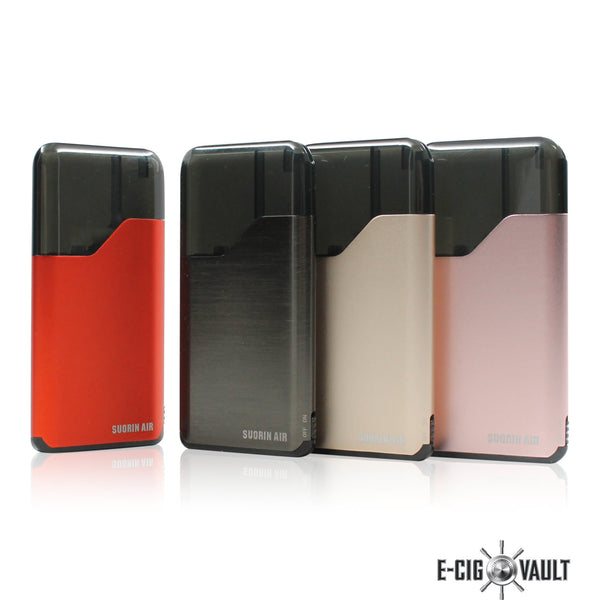 Suorin Air Ultra Portable System - Suorin - E-Cig Vault Vape Shop and Lounge - Aliso Viejo - Laguna Niguel - Laguna Hills - Dana Point - South Orange County