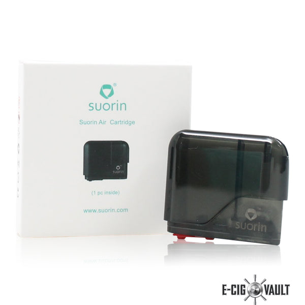 Suorin Air Replacment Cartridge - Suorin - E-Cig Vault Vape Shop and Lounge - Aliso Viejo - Laguna Niguel - Laguna Hills - Dana Point - South Orange County