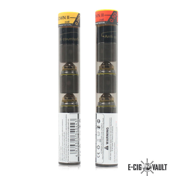 UWell Crown 2 Replacement Coil 5 Pack - Uwell - E-Cig Vault Vape Shop and Lounge - Aliso Viejo - Laguna Niguel - Laguna Hills - Dana Point - South Orange County