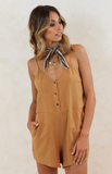 Rust Lover Playsuit