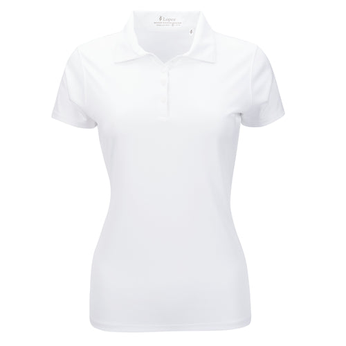 Nancy Lopez Golf Legacy Short Sleeve Polo Plus