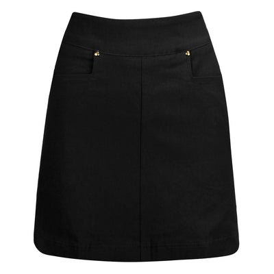 Nancy Lopez Pully Skort Plus Black