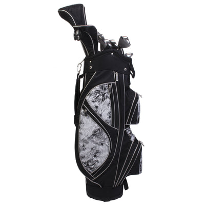 Nancy Lopez Ashley Package Set Black Tropic (Right Hand)
