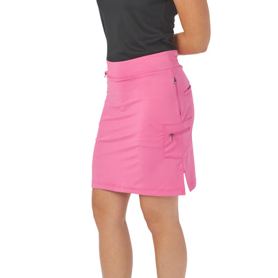 Nancy Lopez Golf Club Skort Hot Pink