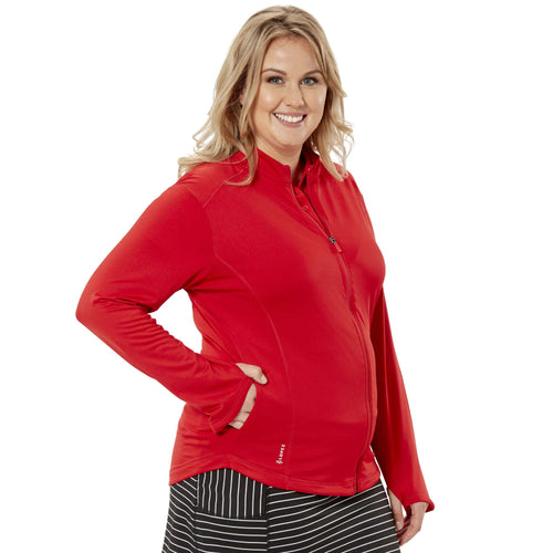 Nancy Lopez Jazzy Jacket Plus Cherry