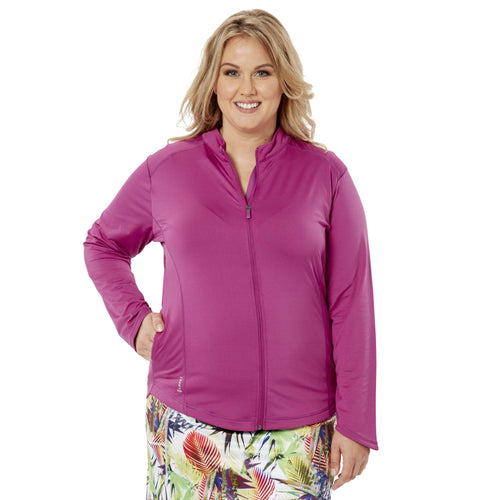 Nancy Lopez Jazzy Jacket Plus Iris