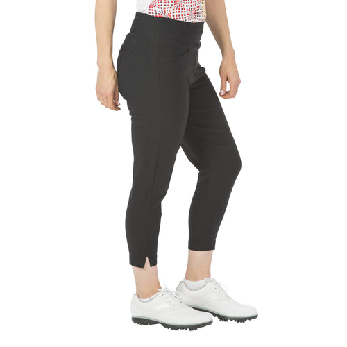 Nancy Lopez Golf Pully Capri Black