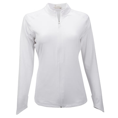 Nancy Lopez Jazzy Jacket White