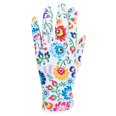 Nancy Lopez Golf Full Finger Beauty Glove