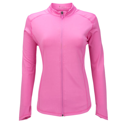 Nancy Lopez Jazzy Jacket Plus Hot Pink