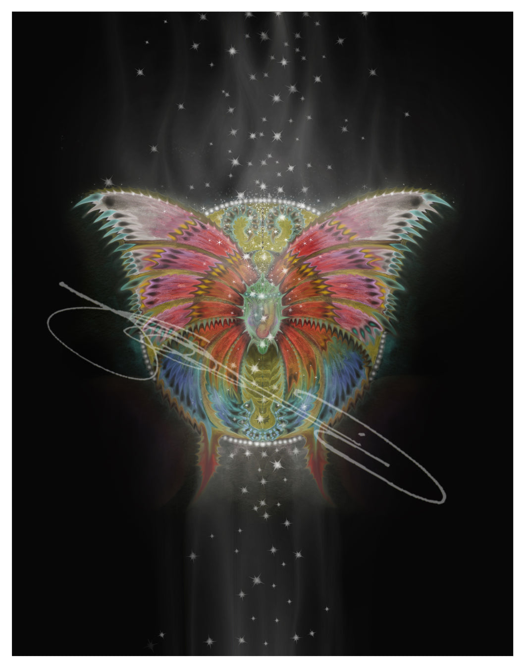 'The Chrysalis' - Art from The Chrysalis , Art Prints/ Shipping Included