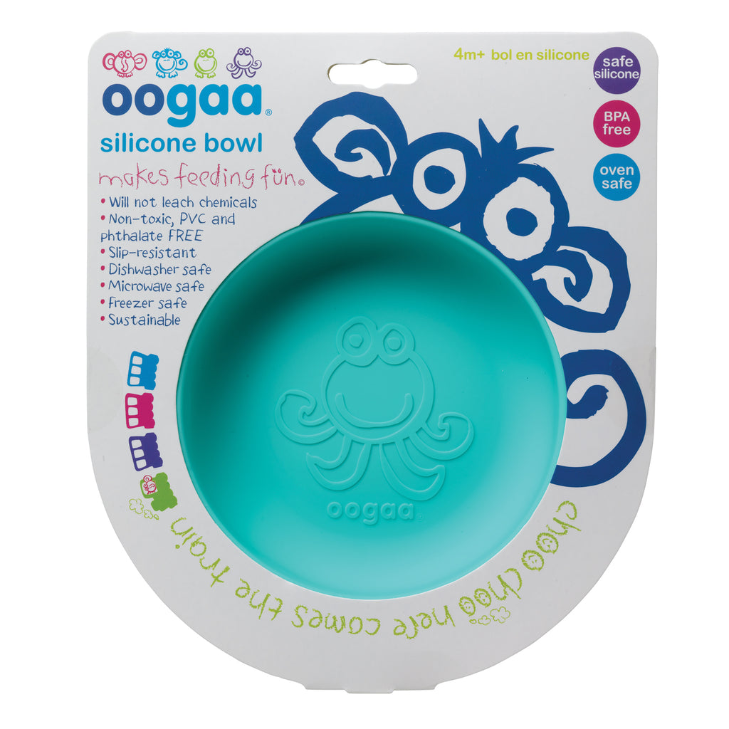 baby bowl weaning oogaa silicone