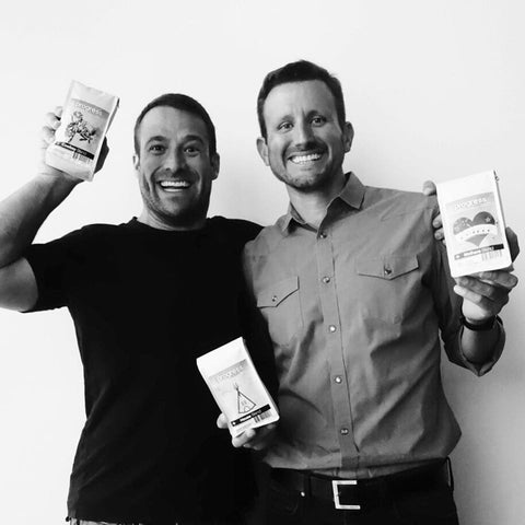 Progress Coffee founders