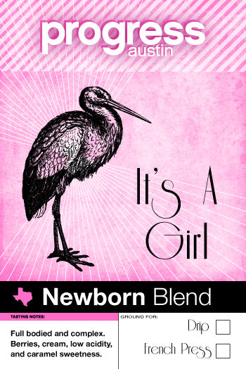 It's A Girl (12 OZ)
