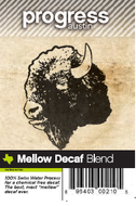 Mellow Decaf (16 OZ)