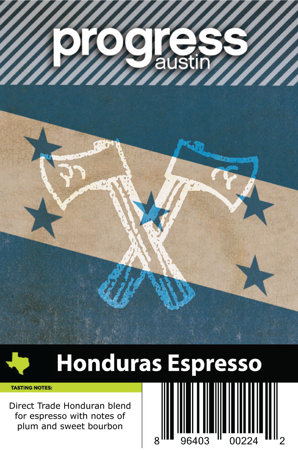 Direct Trade Honduras Espresso Blend