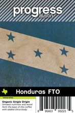 Direct Trade -FTO Honduras La Fuente